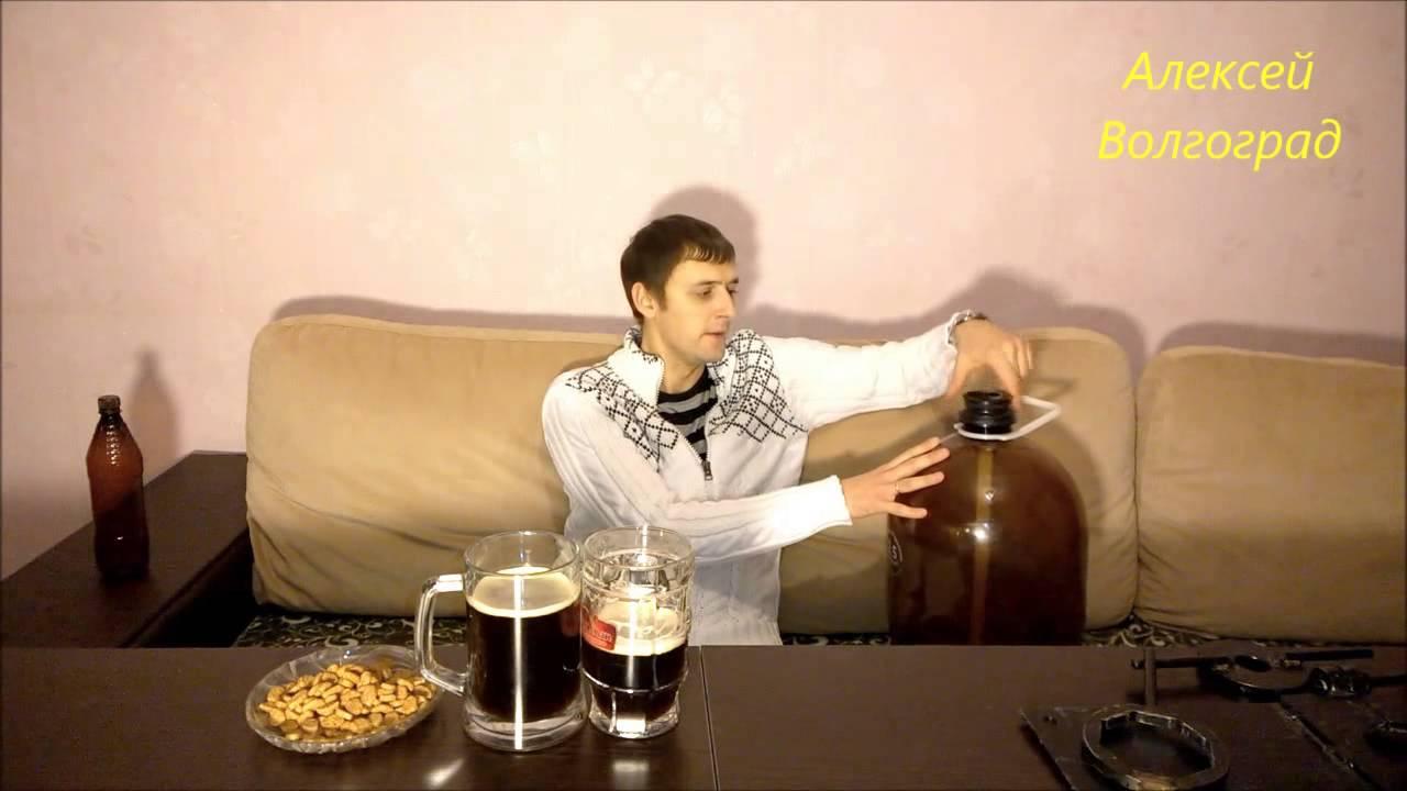 Домашнее пиво в кегах. Теория. - YouTube