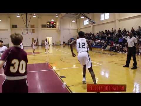 (Middle School Basketball) Conference Tournament Semifinals | Riverside VS Chowan (Feb. 17)