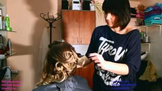 видео Свадебные прически с цветами, какие выбрать