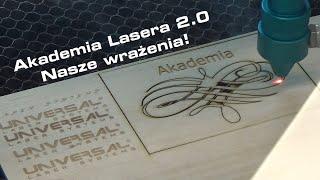 Ekipa Pirana na Akademii Lasera 2.0 - Wrażenia ze szkolenia :)