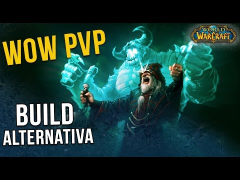 WoW PvP - Build Alternativa para Frost Mage - World of Warcraft PT-BR