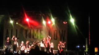Time Bomb - All Time Low live in Antwerp