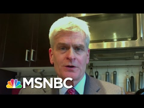 Sen. Cassidy Talks Possible Relief Bill: We Feel Like It Meets 'Emergency Needs' | Katy Tur | MSNBC
