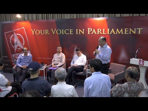 SDP Forum - The People v PAP (Q & A)