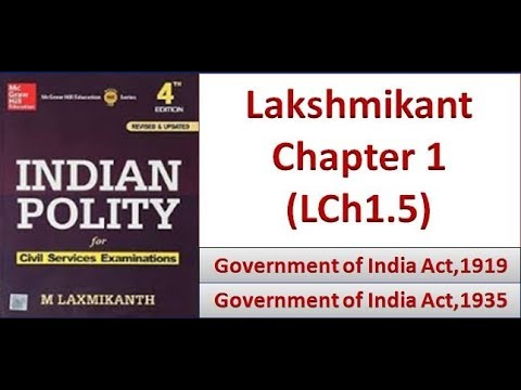the government of india act 1919