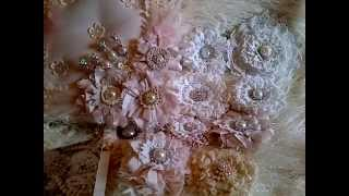 Gorgeous Shabby Chic Gifts 4rm My Sweet Friend Tricia (YT-alittleshabbychic)