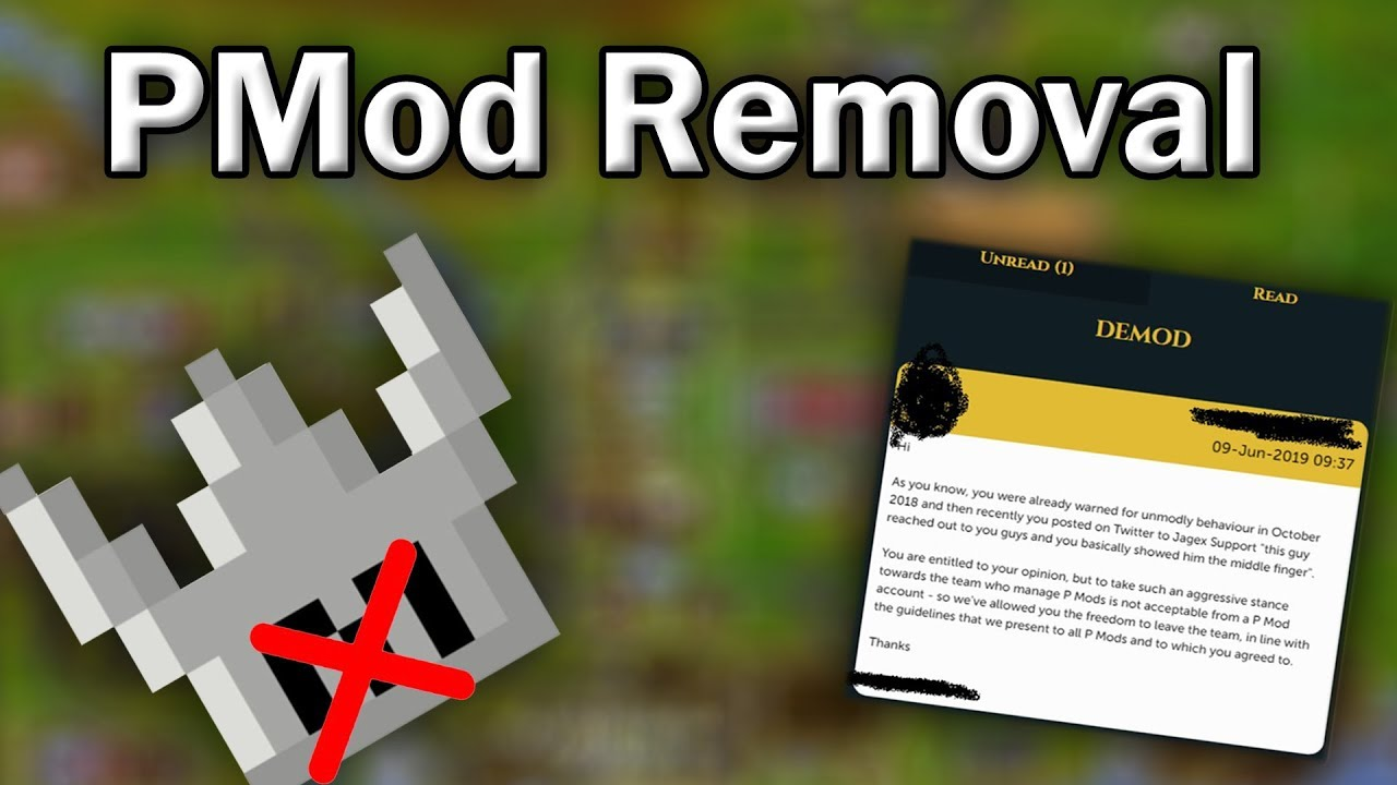 Jagex Removes Player Mods Over Account Security Complaints