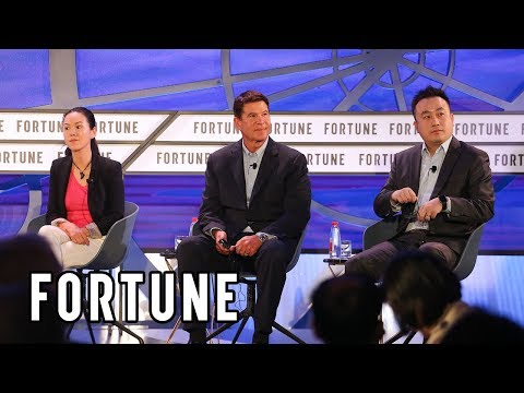 Fortune China Innovation Award Competition: E-commerce & Fintech