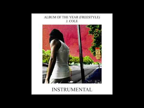 J.cole - Album Of The Year Freestyle (instrumental)
