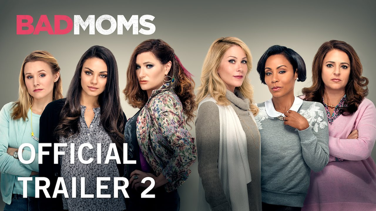 bad moms official trailer 2 own it now on digital hd blu ray dvd youtube
