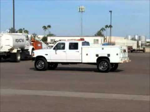 Utility Bed Trucks For Sale