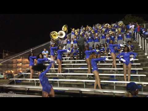 Nolia Clap - McKinley High Band & Pantherettes (2016)