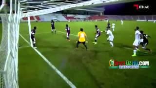 المنتخب الأولمبي الجزائر 1 - 0 قطر تحت 23 سنة