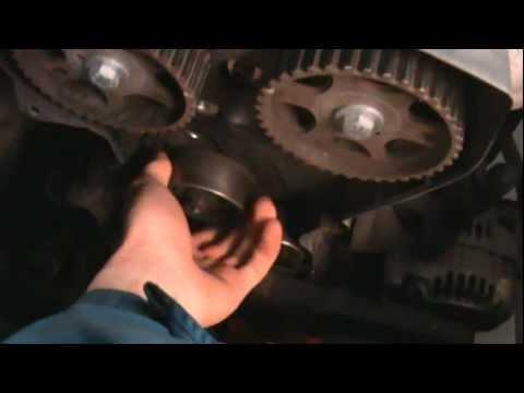 Broken Engine Timing Belt Youtube