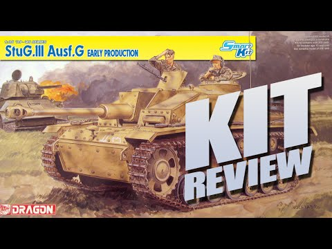 Kit Review: Dragon 6320 StuG. III Ausf. G Early Production in 1/35