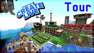Das war Minecraft Create Live 2020 | Alles zeigen | Download [ENDE]