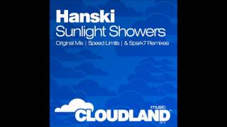 Hanski - Sunlight Showers (Speed Limits Remix) [Cloudland Music]
