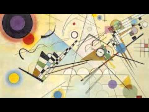 Music and Art, Interpreting Kandinsky Lesson