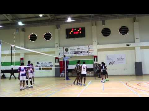 Duty free v/s agex Indian spikers in dubai tournam