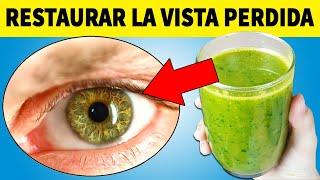 Mejorar La Vista De Forma Natural Y Prevenir Enfermedades Oculares Con Esta Receta
