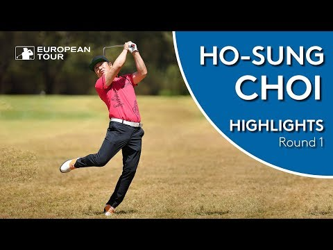 Ho-sung Choi highlights | Round 1 | 2019 Magical Kenya Open