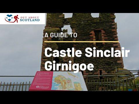 A Guide to Visiting Castle Sinclair Girnigoe