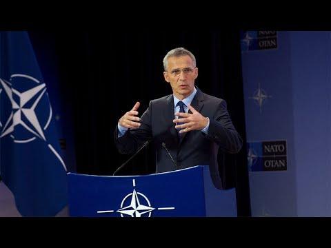 NATO Secretary General Pre-Ministerial Press Conference, 28 JUN 2017, Part 1/2