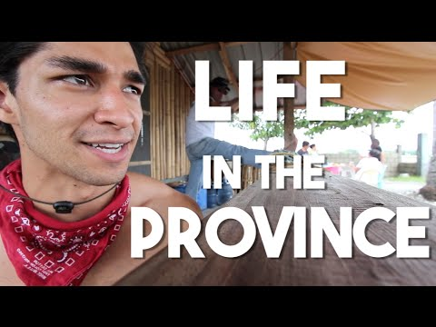Life in the Province: The Best Part of the Philippines!