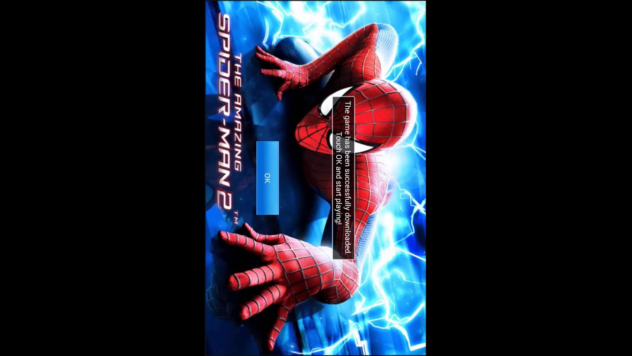 How To Install The Amazing Spiderman 2 APK + DATA by Yunus Mete