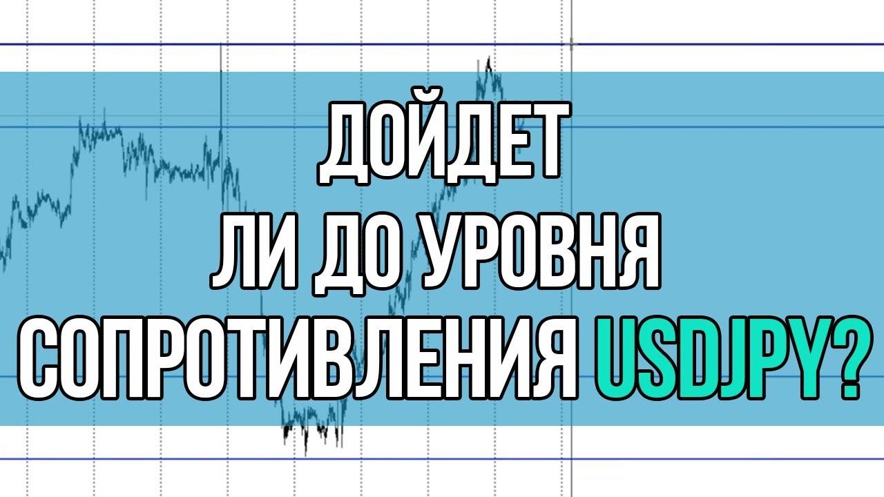 Обзор точек входа USDJPY. Торговые рекомендации с Александром Борских