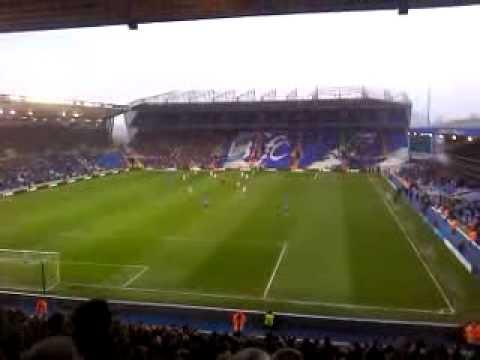 Marlon King goal V Peterborough 19.11.11