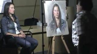 Curso de dibujo de retrato (parte 3 de 4)
