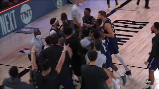 Luka Doncic AMAZING GAME-WINNER & Postgame Interview - Game 4 | vs Clippers