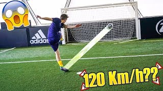 POWER SHOT CHALLENGE - Diginho SUPERA i 120 km/h ?? 😱😱