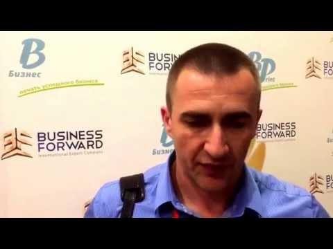Novosibirsk seminar Tamas Kasza Business Forward