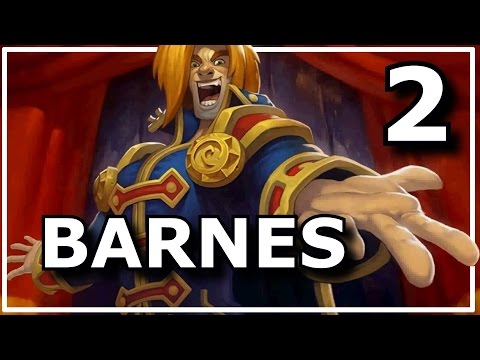 Hearthstone - Best of Barnes 2