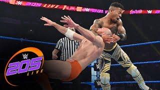 Lio Rush vs. Oney Lorcan: WWE 205 Live, Oct. 25, 2019