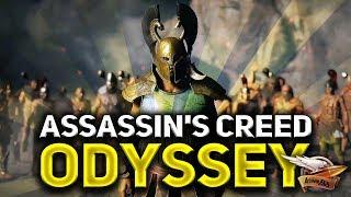 Стрим - Assassin's Creed Odyssey - Прохождение Часть 4