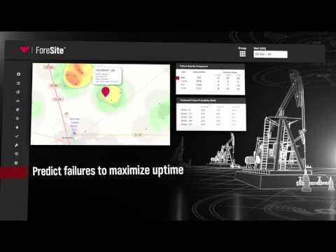 Software Demo - ForeSite Production Optimization Platform