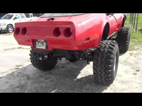 Four Wheel Drive Corvette