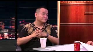20141002 锵锵三人行 窦文涛:合作者称宁浩是处女座的完美主义