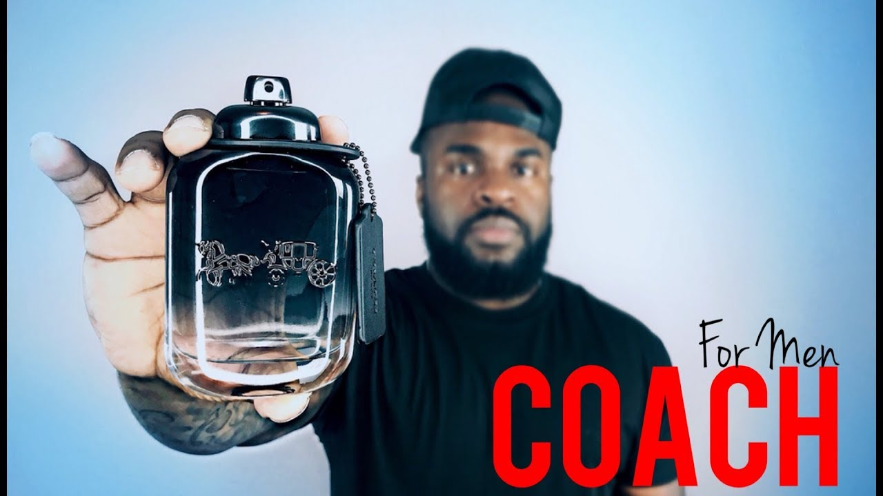 383764d0d605 Coach For Men Fragrance Review | New Release 2017 | Men's Cologne Review
