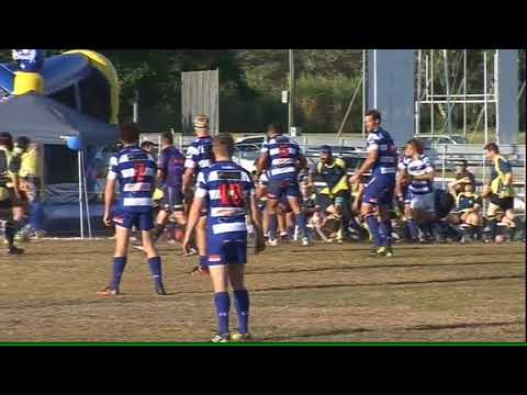 2017 - Round 2 - Casuarina v Byron Bay - Full Game