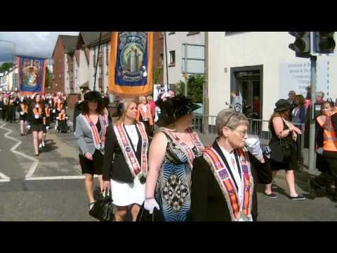 Armadale District 26 Parade 28th June 2014