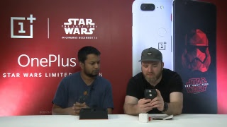 OnePlus Star Wars Limited Edition Unboxing featuring Unbox Therapy and VJ José