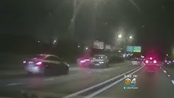 Dash Cam Shows Moments Before Deadly Wreck On I-95