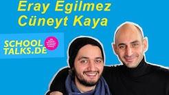 SchoolTalks Cüneyt Kaya und Eray Egilmez ST2013
