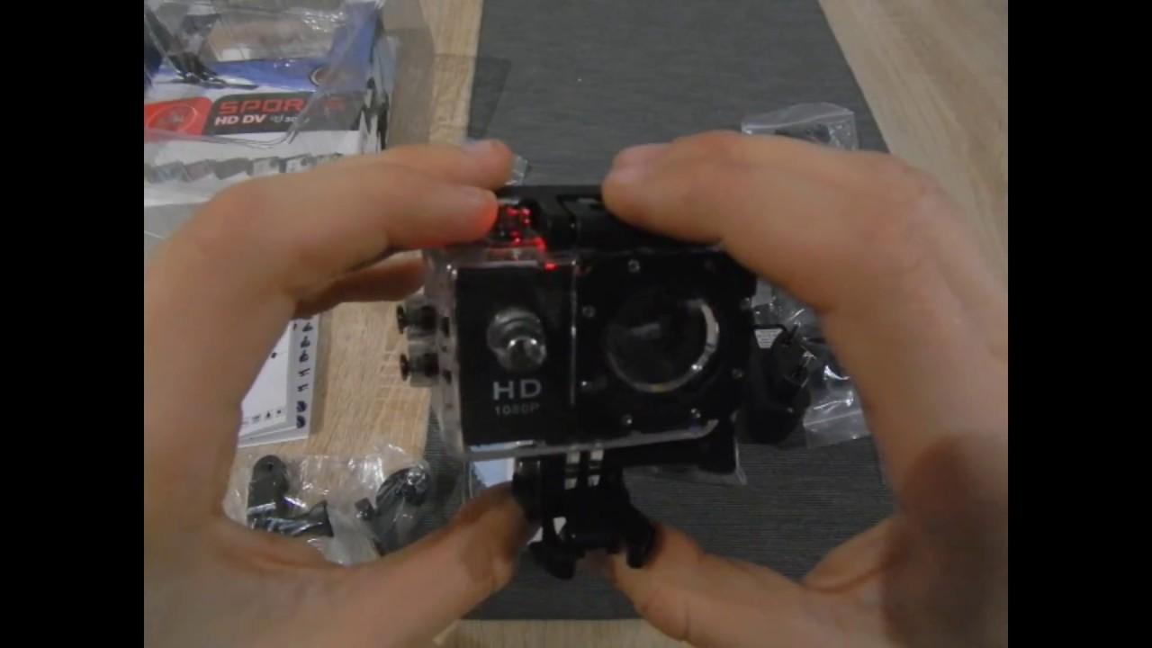billig action kamera