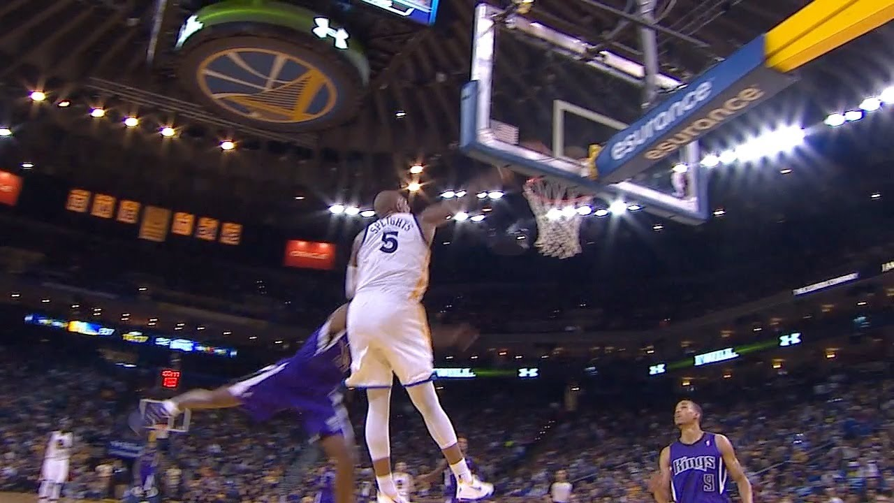 Warriors Rout Kings 102-69