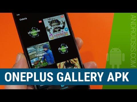 Oneplus Gallery APK, la nueva galería de fotos de Oneplus para